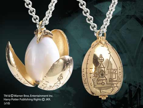 foto The Golden Egg Pendant